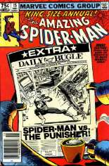 Amazing Spider-Man (1963-1998) #Annual 15 Variant A: Newsstand Edition