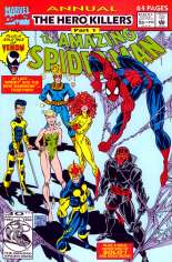 Amazing Spider-Man (1963-1998) #Annual 26 Variant B: Direct Edition