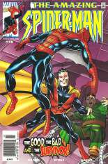 Amazing Spider-Man (1999-2014) #10 Variant A: Newsstand Edition