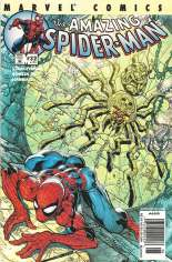 Amazing Spider-Man (1999-2014) #32 Variant A: Newsstand Edition; Alternately Numbered #473