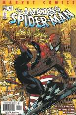 Amazing Spider-Man (1999-2014) #41 Variant B: Direct Edition; Alternately Numbered #482; Includes preview of Spider-Man: Get Kraven #1