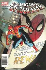 Amazing Spider-Man (1999-2014) #46 Variant A: Newsstand Edition; Alternately Numbered #487