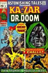 Astonishing Tales (1970-1976) #6