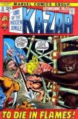 Astonishing Tales (1970-1976) #10