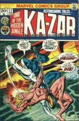 Astonishing Tales (1970-1976) #17