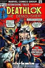 Astonishing Tales (1970-1976) #34