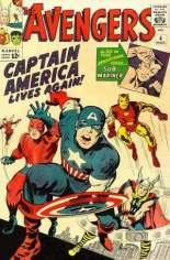Avengers (1963-1996) #4 Variant A