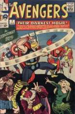 Avengers (1963-1996) #7