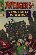 Avengers (1963-1996) #20 Variant A