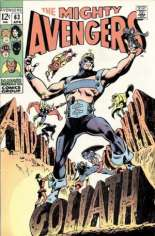 Avengers (1963-1996) #63 Variant A