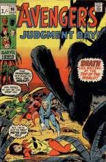 Avengers (1963-1996) #90 Variant B: UK Edition