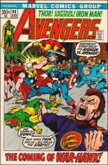 Avengers (1963-1996) #98 Variant A