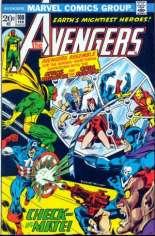 Avengers (1963-1996) #108 Variant A
