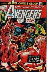 Avengers (1963-1996) #112 Variant A