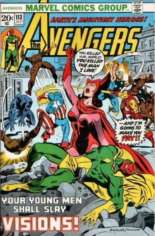 Avengers (1963-1996) #113 Variant A