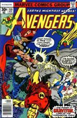 Avengers (1963-1996) #159 Variant A
