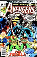 Avengers (1963-1996) #160 Variant A