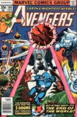Avengers (1963-1996) #169 Variant A