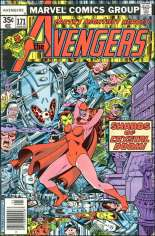Avengers (1963-1996) #171 Variant A