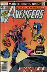 Avengers (1963-1996) #172 Variant A