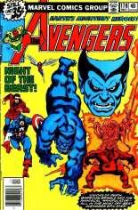 Avengers (1963-1996) #178 Variant A