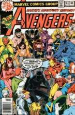 Avengers (1963-1996) #181 Variant A