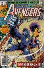 Avengers (1963-1996) #184 Variant A: Newsstand Edition