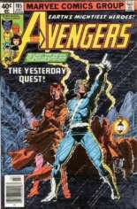 Avengers (1963-1996) #185 Variant A: Newsstand Edition