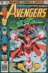 Avengers (1963-1996) #186 Variant A: Newsstand Edition