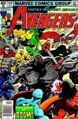 Avengers (1963-1996) #188 Variant A: Newsstand Edition