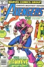 Avengers (1963-1996) #189 Variant A: Newsstand Edition
