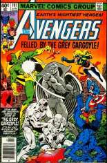 Avengers (1963-1996) #191 Variant A: Newsstand Edition
