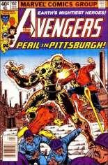 Avengers (1963-1996) #192 Variant A: Newsstand Edition
