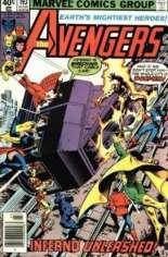 Avengers (1963-1996) #193 Variant A: Newsstand Edition