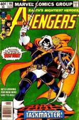 Avengers (1963-1996) #196 Variant A: Newsstand Edition