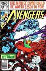 Avengers (1963-1996) #199 Variant A: Newsstand Edition