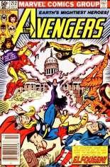 Avengers (1963-1996) #212 Variant A: Newsstand Edition