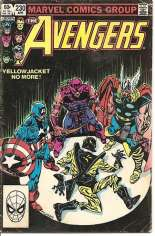 Avengers (1963-1996) #230 Variant B: Direct Edition
