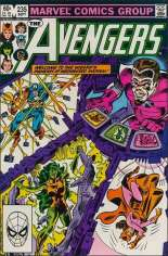Avengers (1963-1996) #235 Variant B: Direct Edition