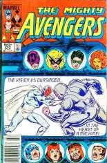 Avengers (1963-1996) #253 Variant A: Newsstand Edition