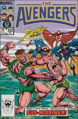 Avengers (1963-1996) #262 Variant B: Direct Edition