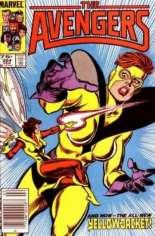 Avengers (1963-1996) #264 Variant A: Newsstand Edition