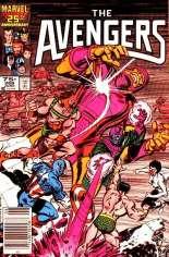 Avengers (1963-1996) #268 Variant A: Newsstand Edition