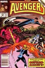 Avengers (1963-1996) #299 Variant A: Newsstand Edition