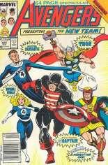 Avengers (1963-1996) #300 Variant A: Newsstand Edition