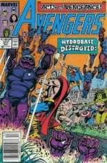 Avengers (1963-1996) #311 Variant A: Newsstand Edition