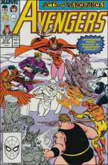 Avengers (1963-1996) #312 Variant B: Direct Edition