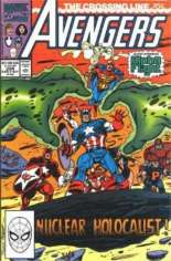 Avengers (1963-1996) #324 Variant B: Direct Edition