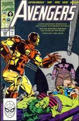 Avengers (1963-1996) #326 Variant B: Direct Edition