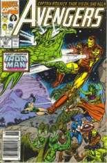 Avengers (1963-1996) #327 Variant A: Newsstand Edition